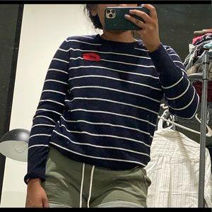 Banana Republic Kiss striped sweater